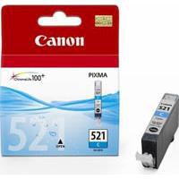 Canon 2934B001AA Cyan CLI-521 Ink Cartridge