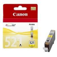 Canon 2936B001AA Yellow CLI-521 Ink Cartridge