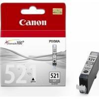 Canon 2937B001AA Grey CLI-521 Ink Cartridge