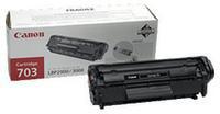 Canon 7616A005 Black 703 Laser Printer Cartridge