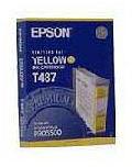 Epson C13T487011 Yellow T487 Ink Cartridge (110ml)