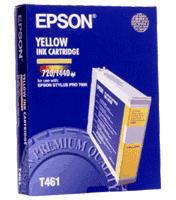 Epson C13T461011 Yellow T461 Ink Cartridge
