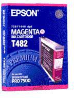 Epson C13T482011 Magenta T482 Ink Cartridge
