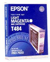 Epson C13T484011 Light Magenta T484 Ink Cartridge