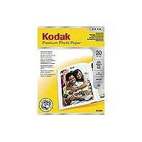Kodak 3937729 Premium Photo Paper Glossy A4 - 20 Sheets