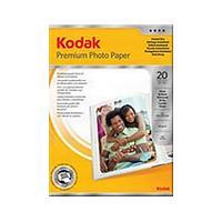 Kodak Premium Photo Paper Glossy 10 x 15cm - 20 Sheets