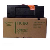 Kyocera TK-60 TK-60 Black Toner Cartridge (20,000 pages)
