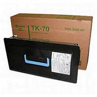 Kyocera TK-70 TK-70 Black High Capacity Toner Cartridge (40,000 pages)