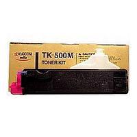 Kyocera TK-500M TK-500M Magenta Toner Kit (8,000 pages)