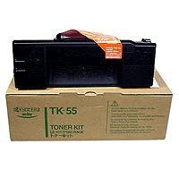 Kyocera TK-55 TK-55 Black Toner Cassette (15,000 pages)