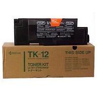 Kyocera TK-12 TK-12 Black Toner Kit (10,000 pages)
