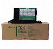 Kyocera TK-9 TK-9 Black Toner Kit (Yield 7,000 Pages) for FS-1500/3500