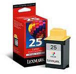 Lexmark 15M0125 Colour No. 25 ink Cartridge
