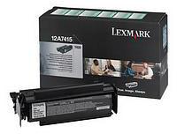 Lexmark 12A7415 Return Program Print Cartridge (10,000 pages)