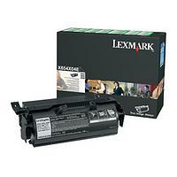 Lexmark X654X04E Black Return Program Label Application Print Cartridge (36,000 Pages)