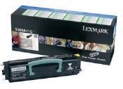 Lexmark 0X203A11G Black Return Program Toner Cartridge (2,500 Pages)