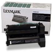 Lexmark 15G042K Black High Yield Return Program Print Cartridge (15,000 Pages)