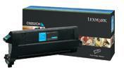 Lexmark C9202CH Cyan Toner Cartridge (14,000 Pages)