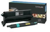 Lexmark C9202KH Black Toner Cartridge (15,000 Pages)