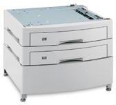 Lexmark 13N1782 2 x 550-Sheet Drawer Printer Stand