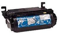 Lexmark 12A0725 Black Toner Cartridge