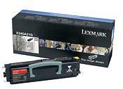 Lexmark X340 Black Toner Cartridge (2,500 Pages)