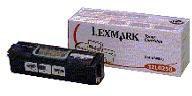 Lexmark 12L0250 Black Toner Cartridge (Yield 20,000)