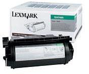 Lexmark 12A7465 Black Prebate Print Cartridge (Yield 32,000)