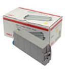 OKI 41963005 Yellow Toner Cartridge (10,000 pages)