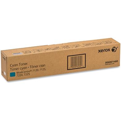 Xerox 006R01460 Cyan Toner Cartridge (15,000 Pages)
