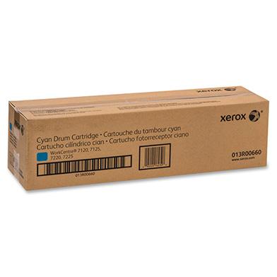 Xerox 013R00660 Cyan Drum Cartridge (51,000 pages)