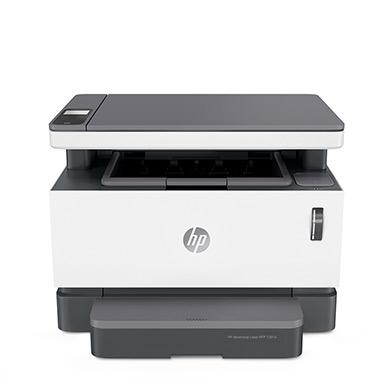 HP Neverstop Laser MFP 1201n + 143AD Dual Pack Black Laser Toner Reload Kit (5,000 Pages)