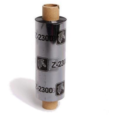 Zebra 02300GT11030 (110mm x 300m) Black Wax Ribbon