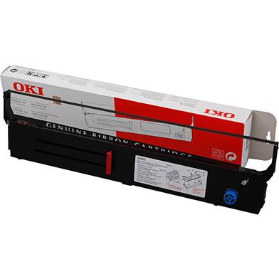 OKI 09002304 Printer Ribbon (3 million characters)