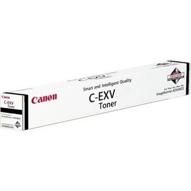 Canon 1001C002 C-EXV52 Yellow Toner Cartridge (66,500 Pages)