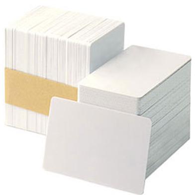 Zebra 104524-801 White Composite Card (30mil)