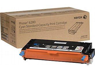 Xerox 106R01388 Cyan Toner Cartridge (2,200 Pages)