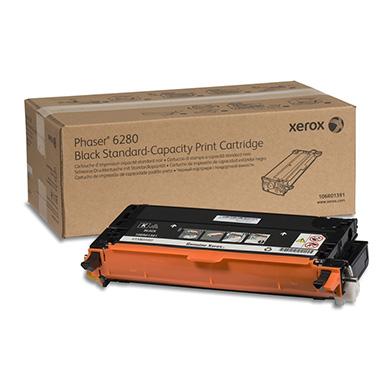 Xerox 106R01391 Black Toner Cartridge (3,000 Pages)