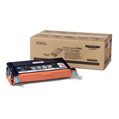 Xerox 113R00719 Cyan Toner Cartridge (2,000 Pages)