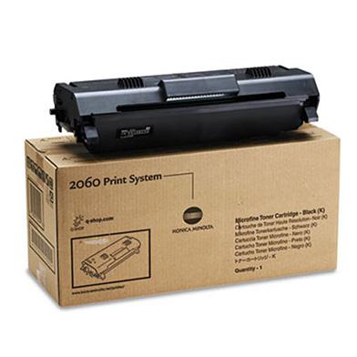 Konica Minolta 1710171-001 Black Toner Cartridge (10,000 pages)