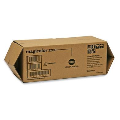 Konica Minolta 1710475-001 Fuser Oil Roller