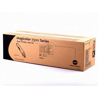 Konica Minolta 1710530-001 Black Toner Cartridge (7,500 pages)