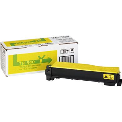 Kyocera 1T02HLAEU0 TK-540M Yellow Toner Cartridge (4000 pages)