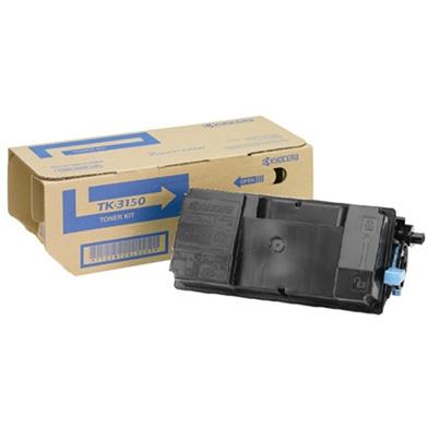 Kyocera 1T02NX0NL0 TK-3150 Black Toner Cartridge (14,500 page)