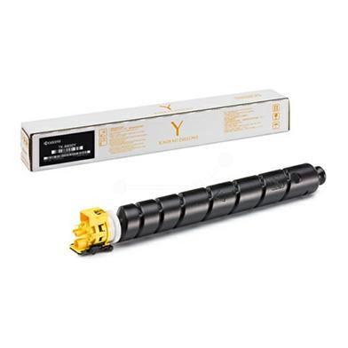 Kyocera 1T02RRANL0 TK-8800 Yellow Toner Cartridge ( 20,000 Pages )