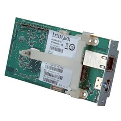 Lexmark MarkNet N8120 Gigabit Ethernet Print Server