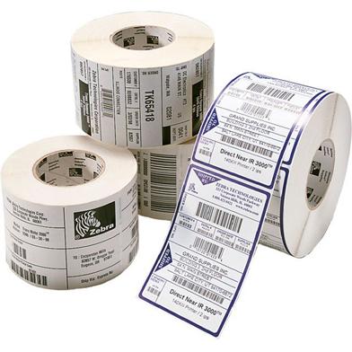Zebra 3008731-T Z-Perform 1000D (76mm x 51mm) Paper Labels