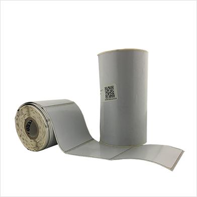 Zebra 3013942-T Polypropylene, Permanent Adhesive Label