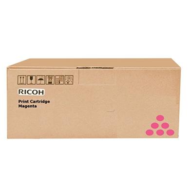 Ricoh 407137 Magenta Print Cartridge (9,300 pages)