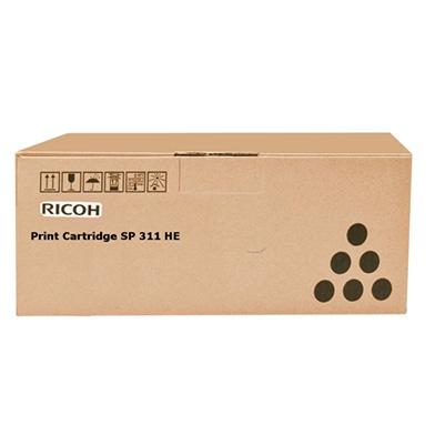 Ricoh 407246 Black Toner Cartridge (3,500 pages)